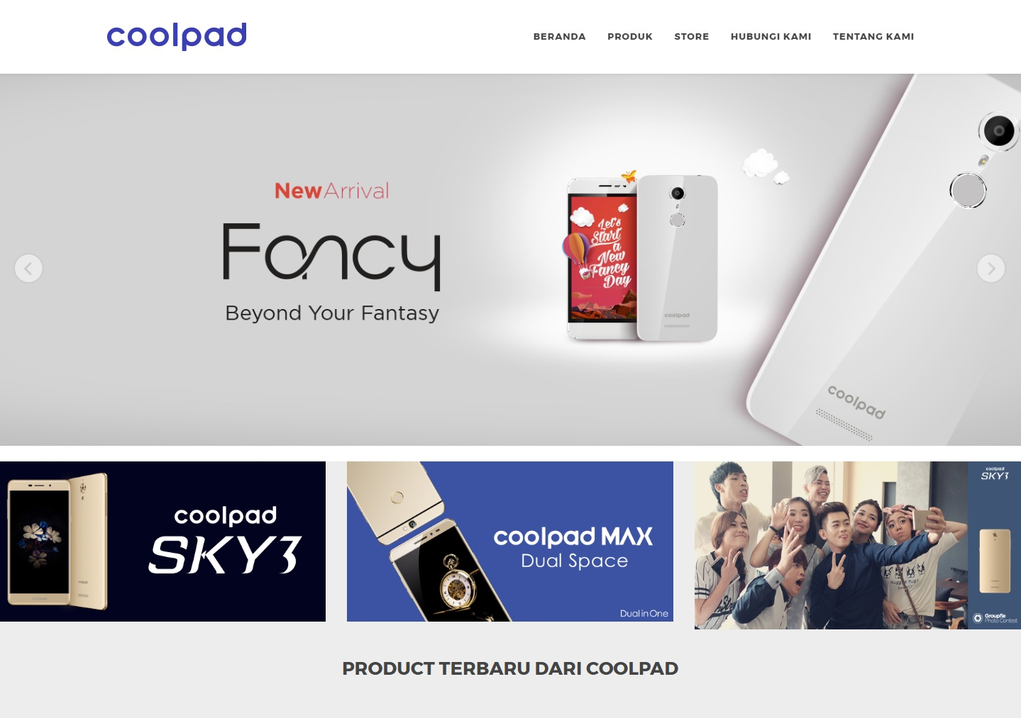 Coolpad Indonesia